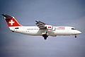 277bb - Swiss Avro RJ 100, HB-IXR@ZRH,28.02.2004 - Flickr - Aero Icarus.jpg