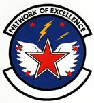 27 Communications Sq emblem (1994).png