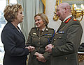 30th Anniversary of the first Female Soilders in the Irish Defence Forces (5261376686).jpg