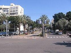 31.03.09 Tel Aviv 039 Ben Zion blvd.JPG
