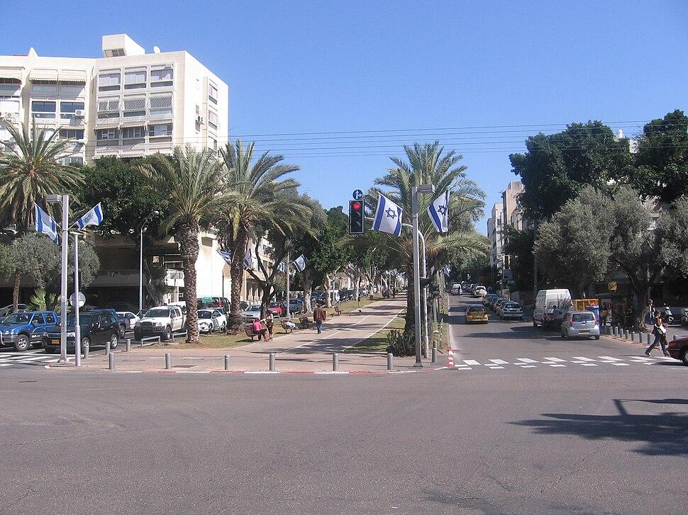 31.03.09 Tel Aviv 039 Ben Zion blvd