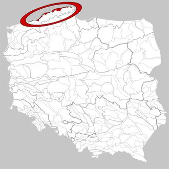 Slovincian Coast - Image: 313.41 Wybrzeże Słowińskie