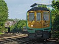 319219 and 319 number 215 Sevenoaks to St Albans City (17749148948).jpg