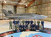 31st Test and Evaluation Squadron Lockheed Martin F-35A Lightning II 09-5007