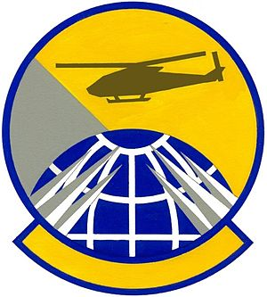 37th Helicopter Squadron - Image: 37th Helicopter Squadron emblem