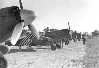 604th Special Operations Squadron - P-51s of an Air Commando unit