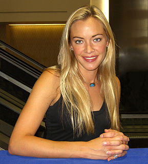 Kristanna Loken American actress and model