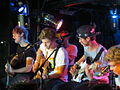 5 Seconds of Summer First USA Acoustic IMG 3657 (14851648792).jpg