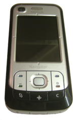 Image illustrative de l'article Nokia 6110 Navigator