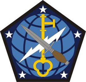 704th Military Intelligence Brigade - 704th Military Intelligence Brigade shoulder sleeve insignia