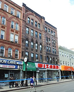 Greenpoint, Brooklyn Neighborhood of Brooklyn in New York City
