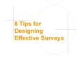 8 Tips for great surveys.pdf