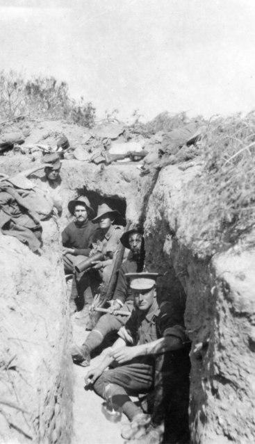 8th Australian Battalion Bolton%27s Ridge