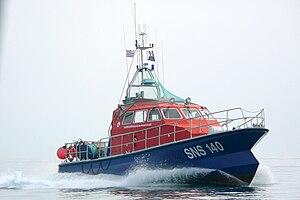 Société Nationale de Sauvetage en Mer - First class swift boat