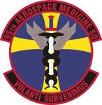 95 Aerospace Medicine Sq emblem.png