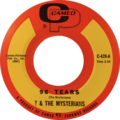 96 Tears by (Question mark) and the Mysterians US vinyl.png