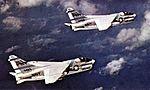 A-7B Corsairs of VA-97 in flight 1969.jpg