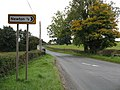 A465 at the Newton turn - geograph.org.uk - 1005853.jpg