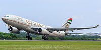 A6-EYR - A332 - Etihad Airways