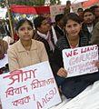 AAGSU-members-demonstrates-self-made-placards-in-Sot-in-Demonstration-at-Dispur-Lastgate-in-Guwahati-273x300.jpg