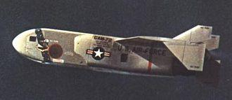 ADM-20 Quail - ADM-20 Quail in flight