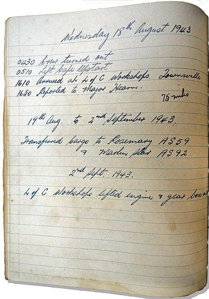 File:AM81 Bremer logbook.jpg