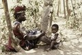 ASC Leiden - Coutinho Collection - D 26 - Hermangono, Guinea-Bissau - Woman with child - 1974.tif