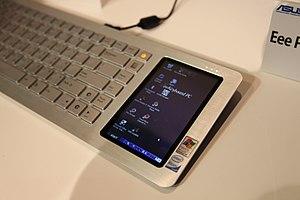 Asus Eee Keyboard - ASUS Eee Keyboard PC