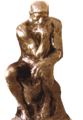 AUGUST RODIN O pensador (vista frontal).png
