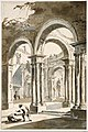 A Colonnade, Partly Ruined, with Figures MET DT3176.jpg