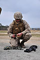 A U.S. Marine with Combat Logistics Battalion 6, 2nd Marine Logistics Group, based at Camp Lejeune, N.C., sharpens his marksmanship skills during the Enhanced Marksmanship Program at Fort Pickett, Va., March 21 130321-A-SM601-523.jpg
