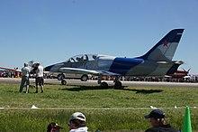 99b432ce016dc1 A civilian owned L-39 in Australia in 2011