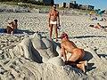A sand sculpture on a Fire Island beach.jpg
