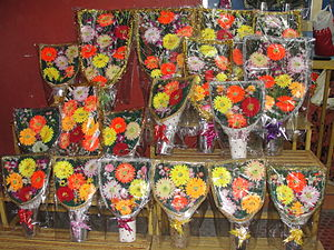 A shot of bouquets in a shop.JPG