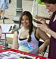 A smile is the best invitation - DC Capital Pride street festival - 2013-06-09 (9007899473).jpg
