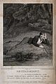 A youth idling by a brook. Engraving by J. Heath, 1810, afte Wellcome V0025767.jpg