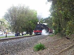 Kinleith Branch - Ab608, Matamata, NZ