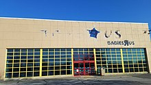 2aeb6f26a0d An abandoned Toys R Us in Winston-Salem