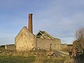 Abandoned mill building - geograph.org.uk - 322624.jpg
