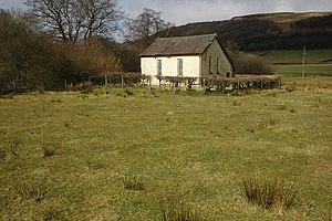 Abergwesyn - Abergwesyn church