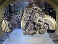 Acroterio con matricidio di oreste dal santuario della cannicella, 500-480 ac. ca. 01.JPG