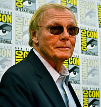 Adam West på Comic-Con International, San Diego, 2011.