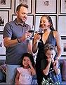 Adam Housley, Tamera Mowry, and children at Housley Napa Valley.jpg