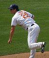 Adam Loewen pitching 2008.jpg