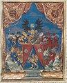 Adelsdiplom Michael Mayer 1754 Wappen.jpg