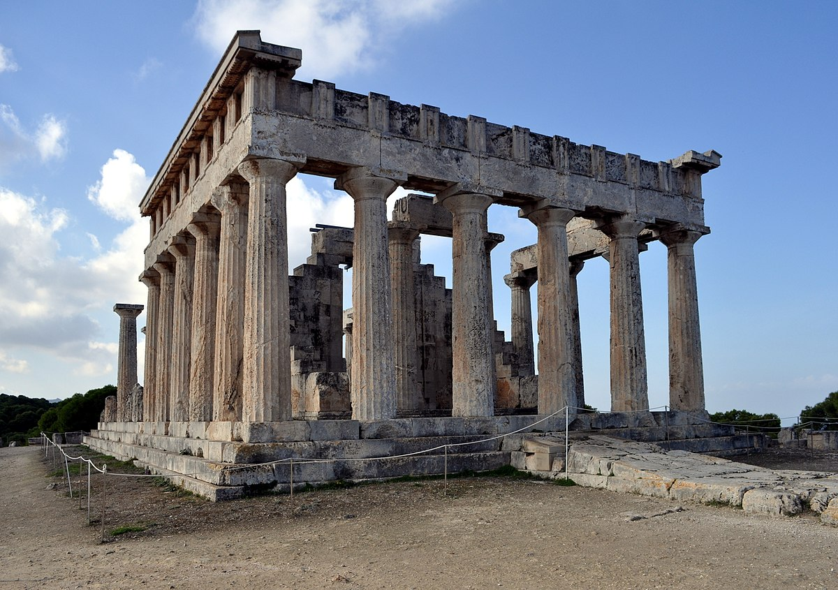 Архитектура древней греции фото и описание