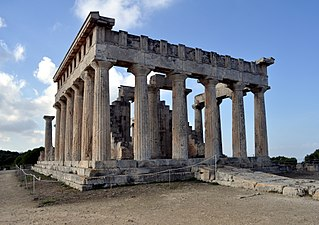 Temple of Aphaea Ancient Greek temple