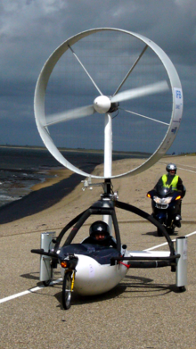Wind Powered Vehicle Wikipedia