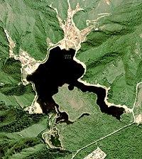 Aeral Photo of Lake Shoji 1975.jpg