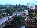 Aerial view of kottayam town kerala.jpg